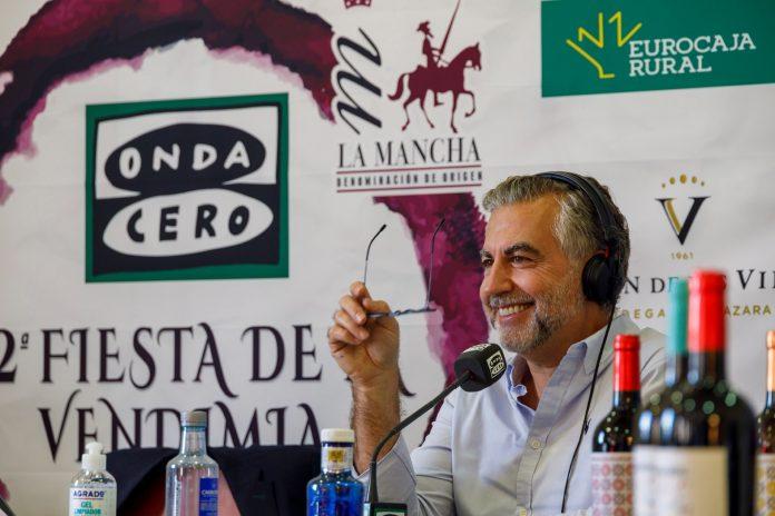 Carlos Alsina en la Fiesta de la Vendimia 2020