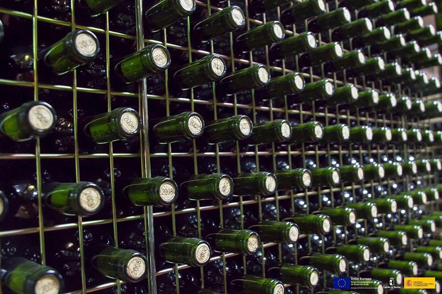 Botellas con formatos de 75cl, DO La Mancha