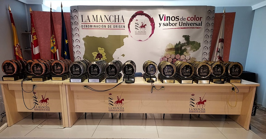 Galardones XXXIV Premios a la Calidad DO La Mancha