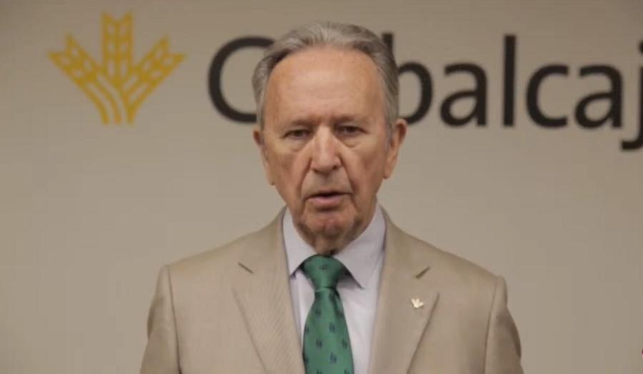 El presidente de Globalcaja, Carlos de La Sierra, participa en los Premios a la Calidad 2021
