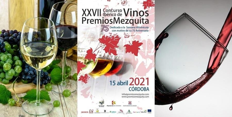 Cartel Premios Mezquita 2021