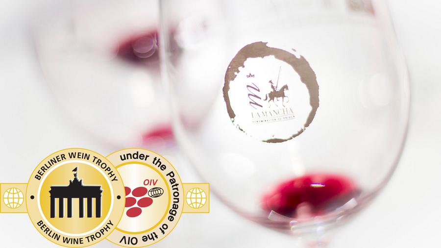 Los vinos DO La Mancha triunfan en el 'Berliner Wein Trophy 2021'