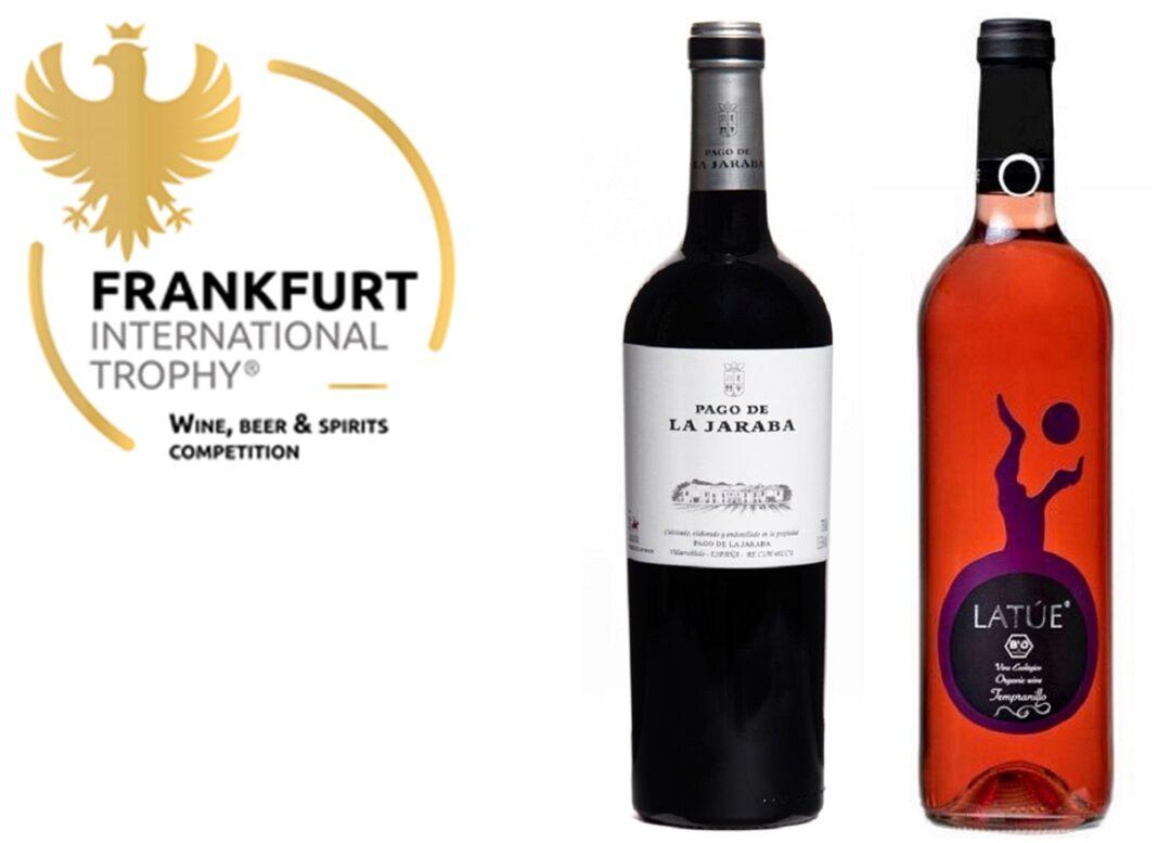 Vinos DO La Mancha premiados en el Frankfurt International Trophic