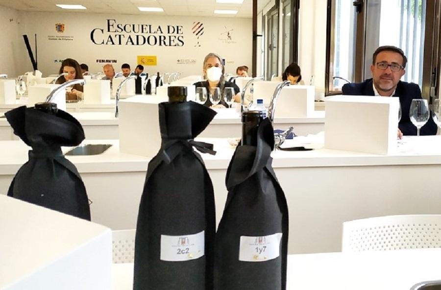 Catas III Premios España Selección, celebradas en la Escuelta de Catadores de Campo de Criptana