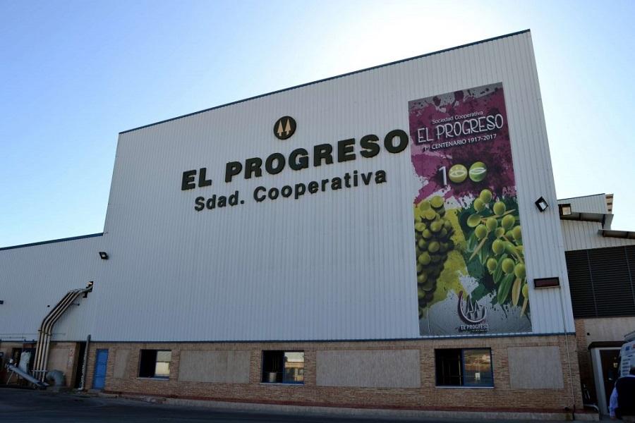 Instalaciones Bodegas El Progreso
