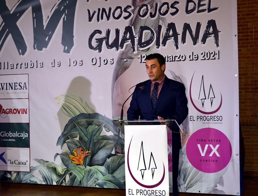 Jesús Julián Casanova, presidente de Bodegas El Progreso