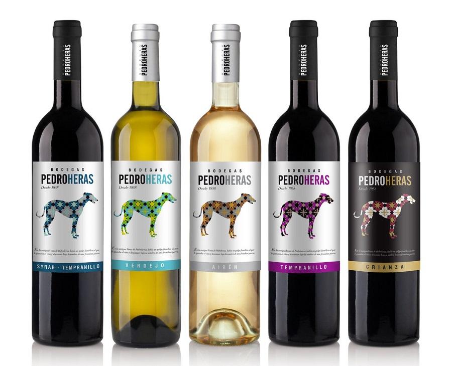 Selección Pedroheras, vinos con DO La Mancha