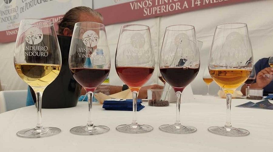 Copas de vino Vinduero-Vindouro