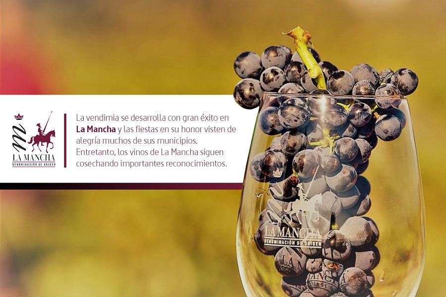 Imagen destacada Bodegas de La Mancha (del 1 al 7 de septiembre