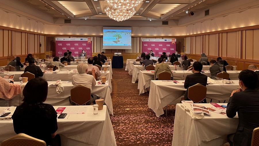 Seminario vinos de La Mancha en el continente asiático (Tokio, Japón), septiembre 2021