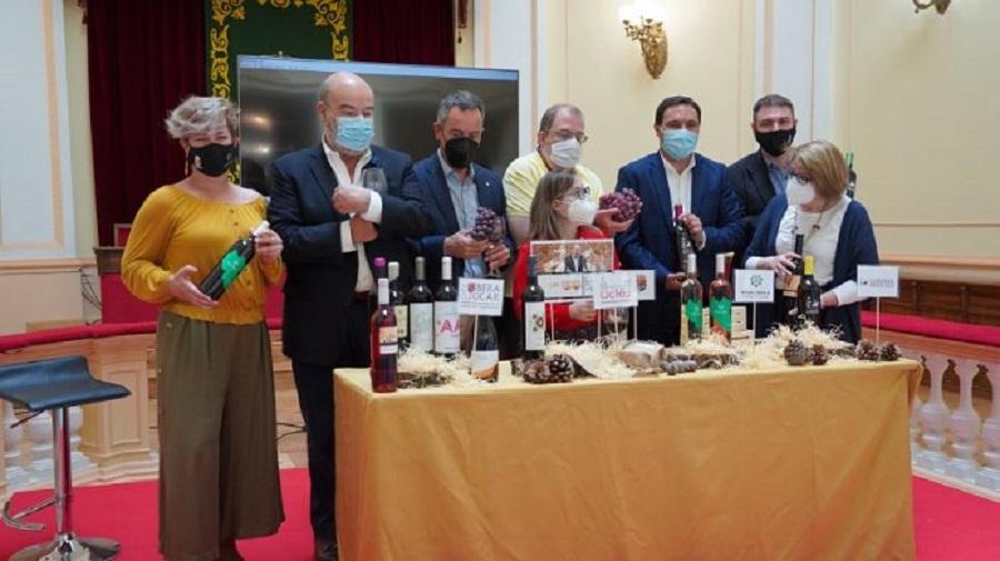 Presentación 'El Despertar de los Sentidos' en Cuenca (mayo 2021)