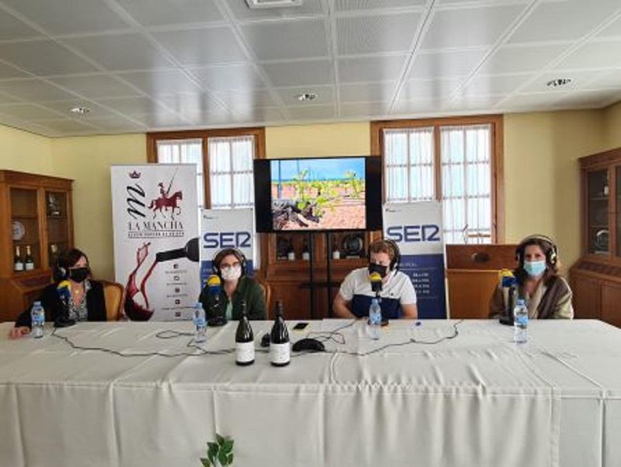 Tertulia mujeres en puestos de responsabilidad, desde Vinícola de Castilla (Hoy por Hoy Ciudad Real)