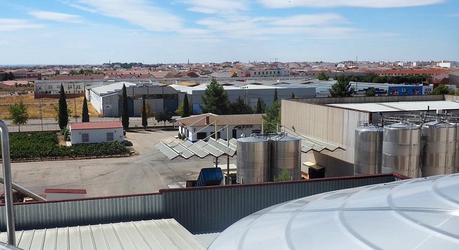 Vinícola de Tomelloso, una bodega de La Mancha